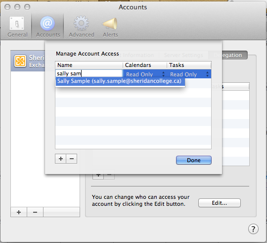 how to set up hotmail calendar on a mac