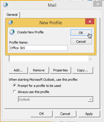 Student and alumni email and calendar configuring - Office 365 server settings for outlook 2013 ...