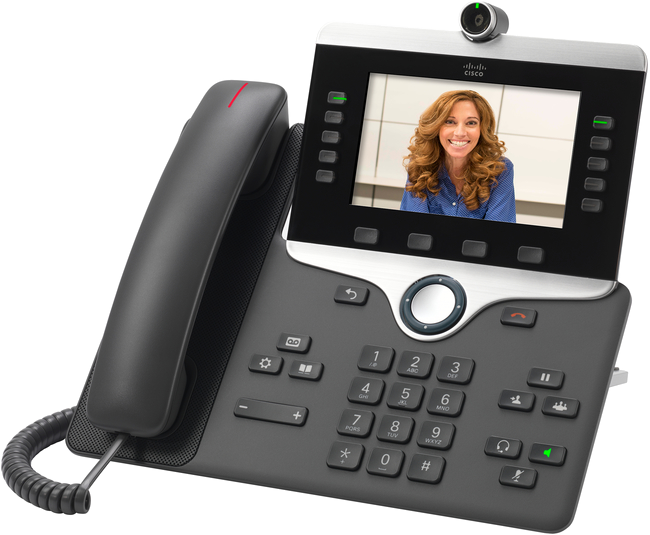 Voice, Video and Collaboration Tools: Desktop Telephones