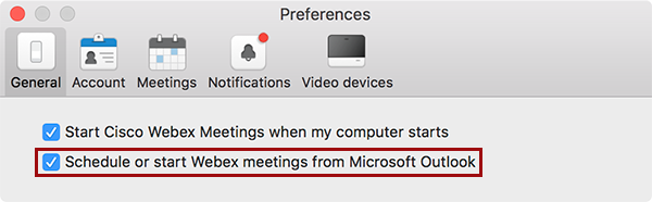 How To Schedule A Webex Meeting In Outlook For Mac How Do I